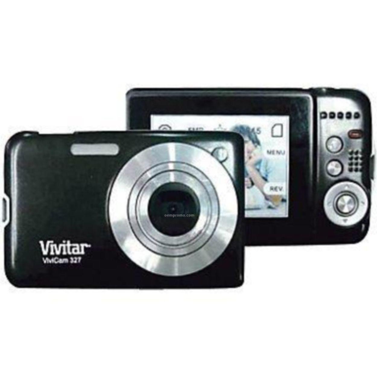 """10.1 Megapixel Digital Camera W/ 2.7"""" Lcd Display Screen"""