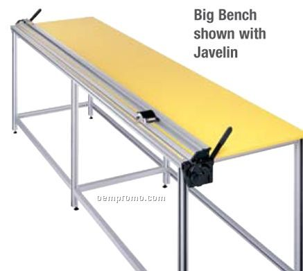 """Big Bench Cutting Table Only - 40"""""""