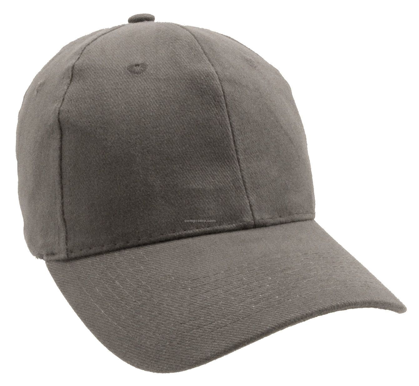 Heavyweight Washed Brushed Twill Cap (Overseas 6-7 Week Delivery)
