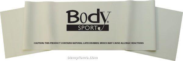 "Body Sport 3' X 6"" Exercise Band, Medium"
