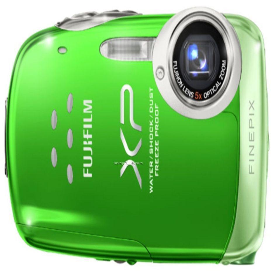 """Fujifilm Finepix Digital Camera W/ 2.7"""" Lcd Display"""