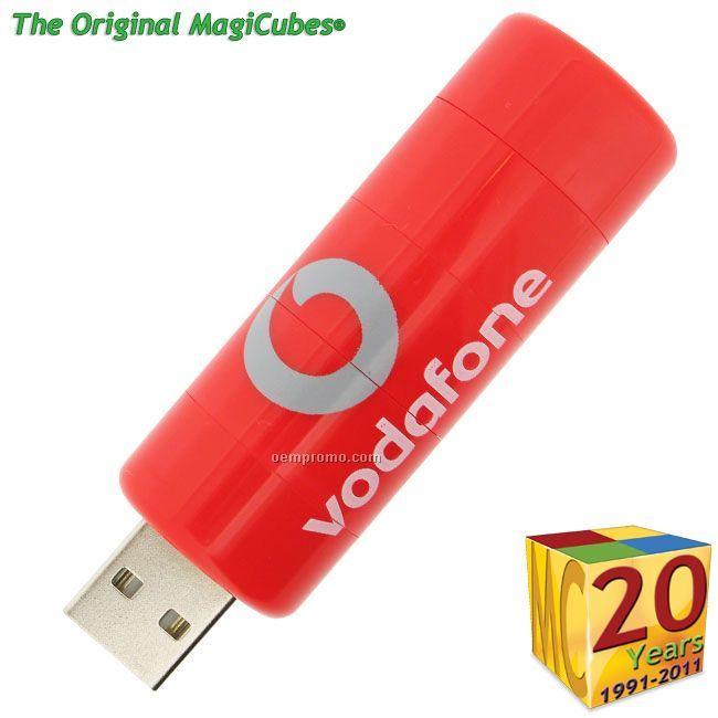Magic Cubes Secret USB Drive (1 Gb)