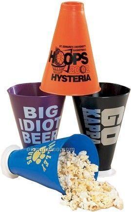 Popcorn Megaphone