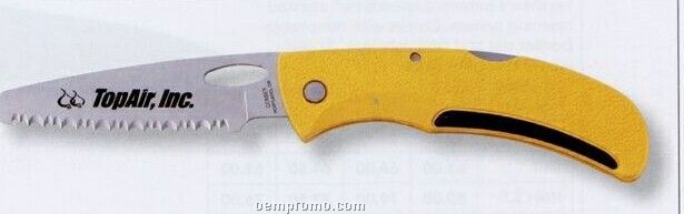 Gerber E-z Out Rescue Knife With Serrated Blade