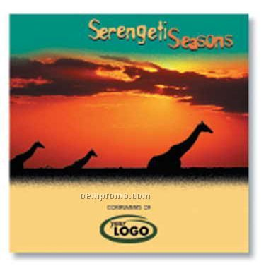 World Serengeti Seasons Compact Disc In Jewel Case/ 12 Songs