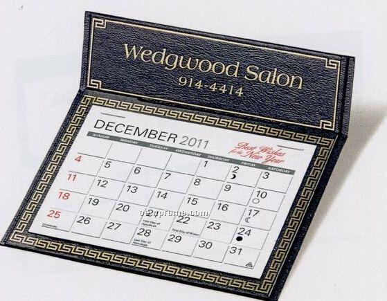 The Princeton Warwick Premier Desk Calendar (After April)