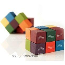 Wooden Mental Block Puzzle