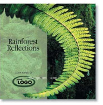 World Rainforest Reflections Compact Disc In Jewel Case/ 10 Songs