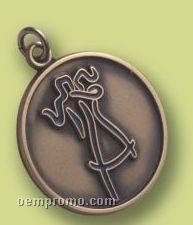 "2"" Custom Die Struck Medallion"
