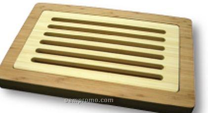 2-tone Bamboo Crumb Board