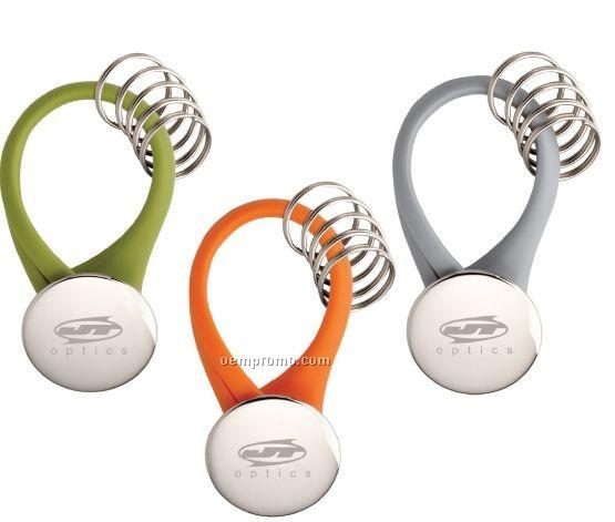 Colorplay Multi Ring Key Ring