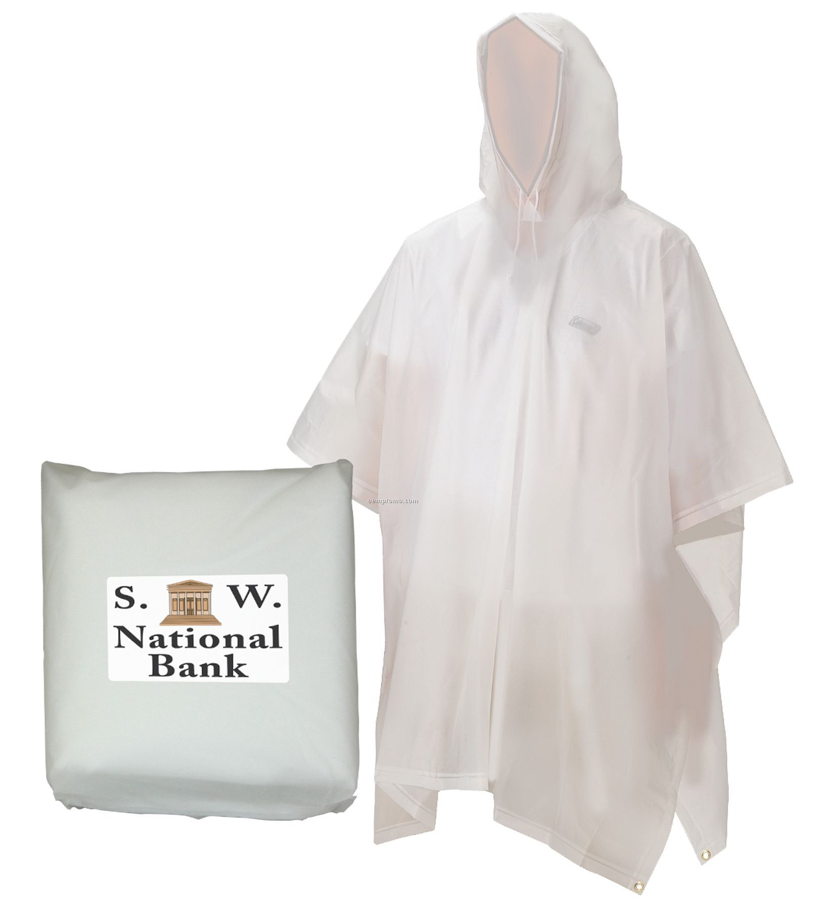 Eva Adult Poncho (Label)