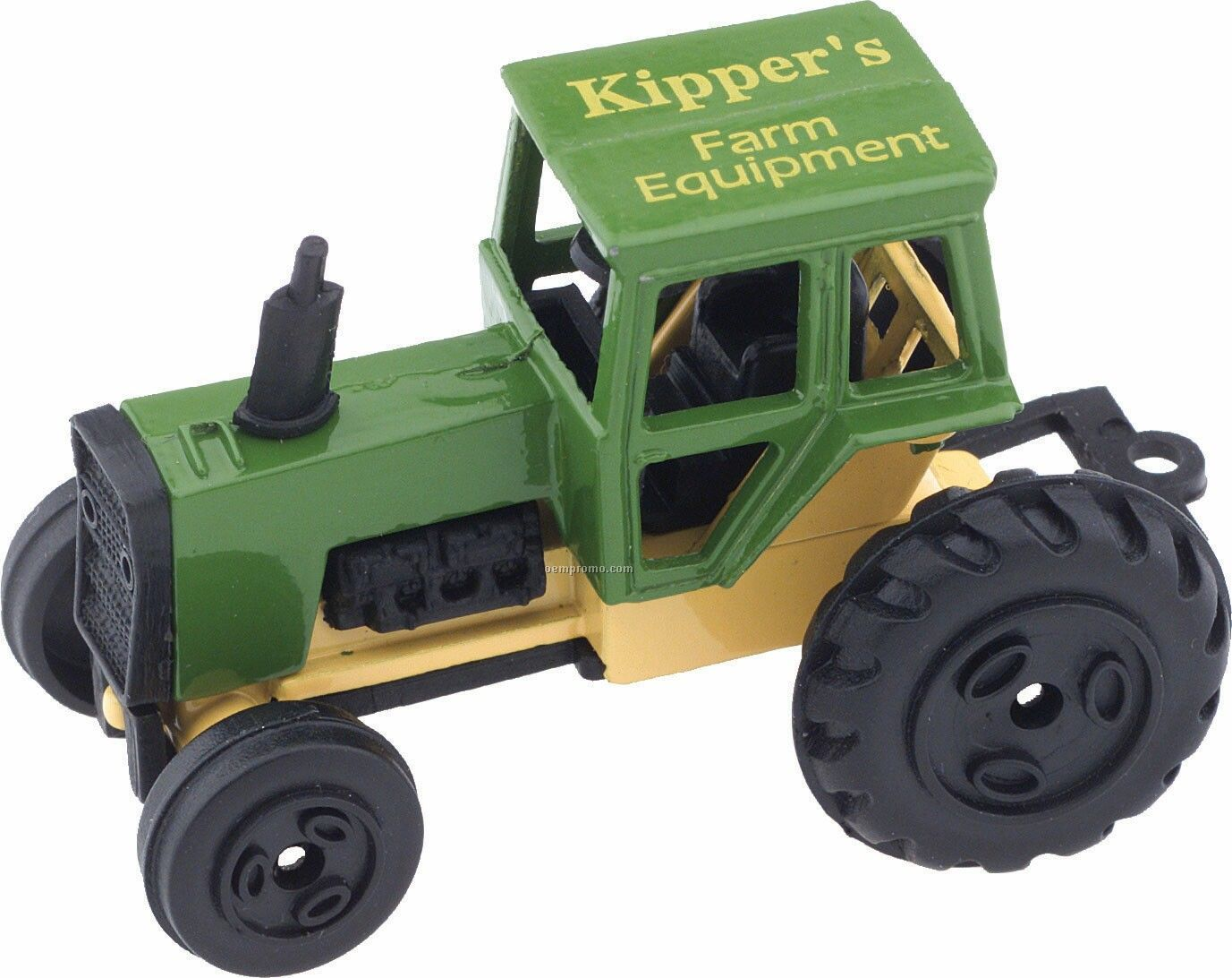 Die Cast Green Tractor