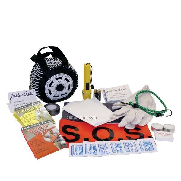 Medium Safe-t-tire Automotive Safety Kit