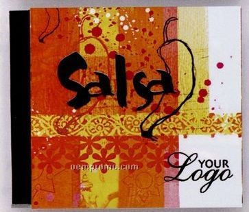 Salsa Music CD
