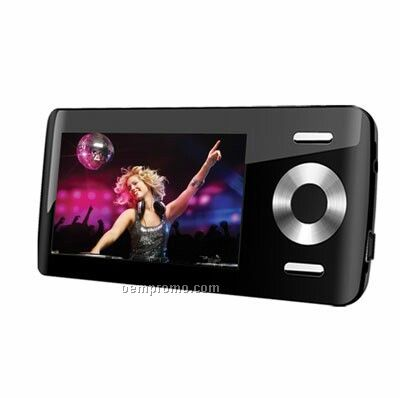 2.8 Inch Widescreen 8gb Video Mp3 Player