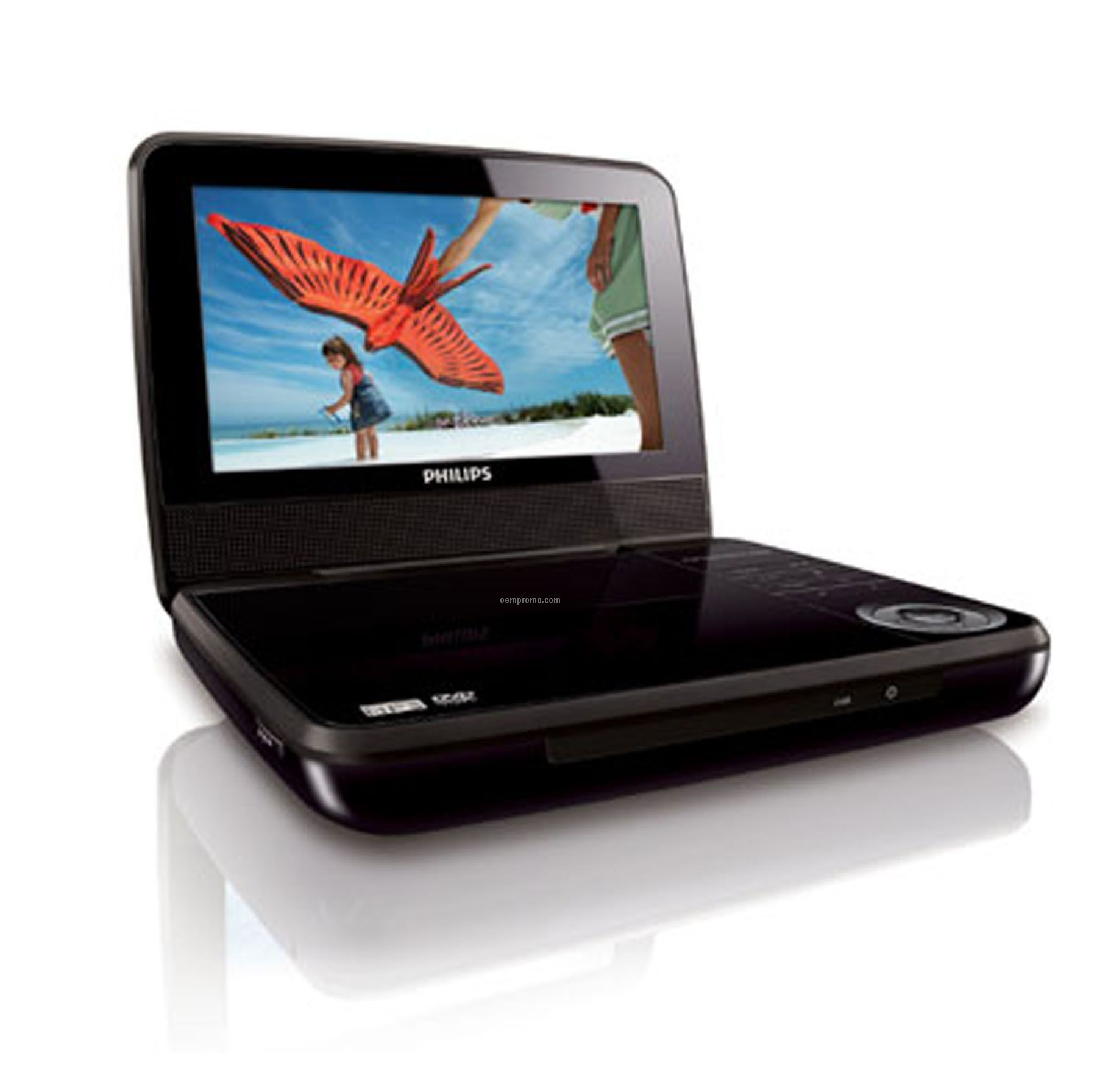Pet 741b Portable DVD Player