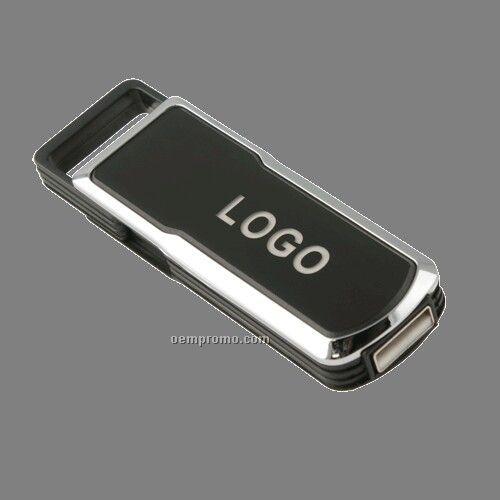 Reflejo USB Flash Drive W/ Light Up Logo (4gb)