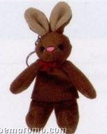 Brown Bunny Stuffed Animal / Keychain