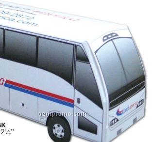 Coach Bus Bank (6 1/2