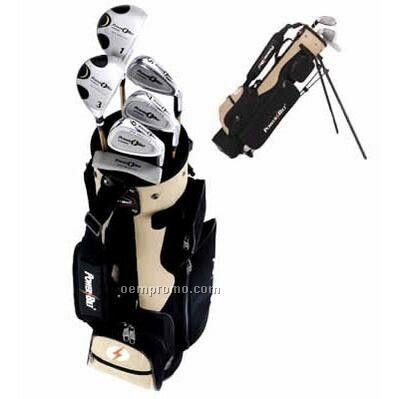 power bilt old 5 0 series junior complete golf set 9 to 12 yrs china wholesale power bilt old. Black Bedroom Furniture Sets. Home Design Ideas
