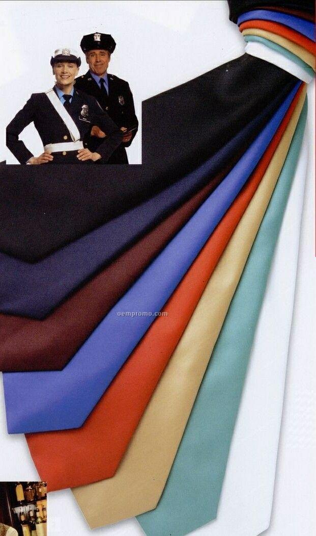 Tropical Weaves Uniform X-long Pre-tied Neckties
