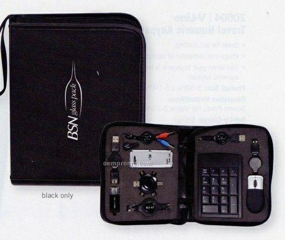V-line Techie Computer Accessory Kit W/ Key Pad & Mini Mouse