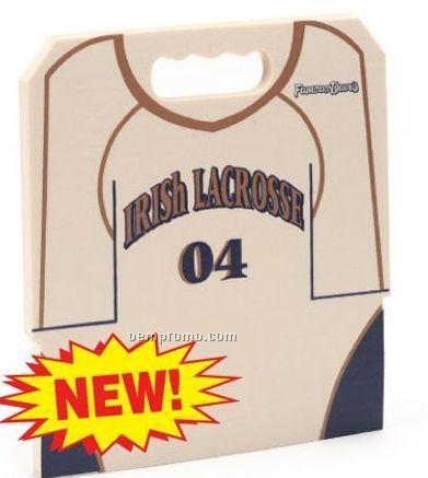 """1.5"""" Lacrosse Jersey Cushion"""