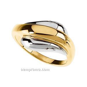 14ktt Metal Fashion Ring