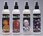 Flavored Body Bubble Bath & Lotion