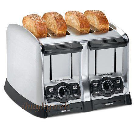 Hamilton Beach Classic 4 Slice Chrome Toaster