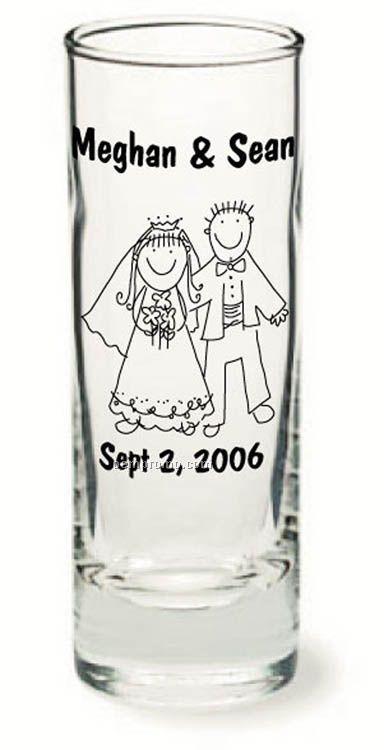 2.5 Oz. Island Cordial Glass
