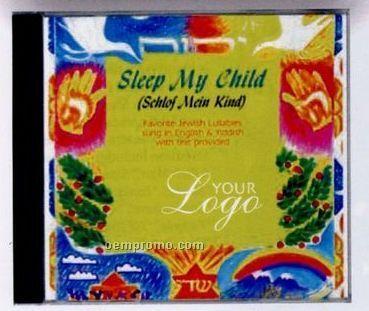 Sleep My Child (Schlof Mein Kind) Music CD