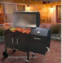Black Dog 42xt Grill & Smoker - Landmann Usa