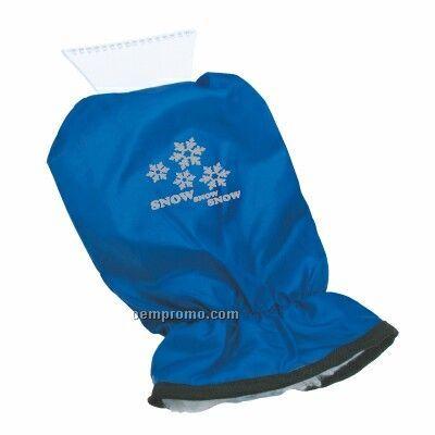 Hand Warming Ice Scraper