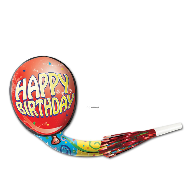 Happy Birthday Musical Blo Loons