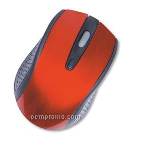 Wireless Optical Mouse W/ USB Receiver