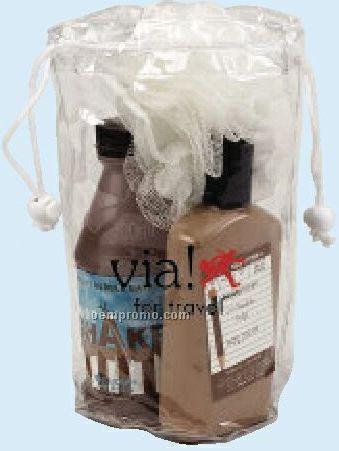 Chocolate Spa Kit