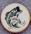 "Mini Deal 7/8"" Insert Fishing - Medallions Stock Kromafusion"