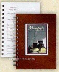 "Premium Windowpad Winetaster's Journal (5""X7"")"