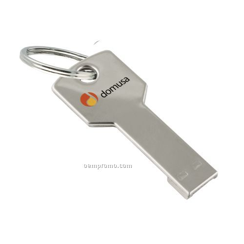 Chiave Key Shaped USB Flash Drive - 8gb