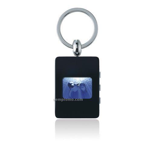 Mini Digital Photo Frame W/ Key Ring