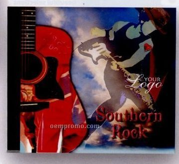 Southern Rock Music CD