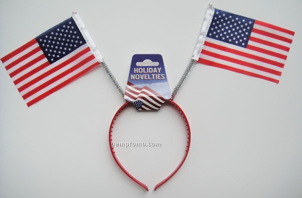 Patriotic Flag Headband