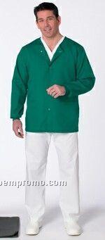 Men's Warm-up Scrub Jacket