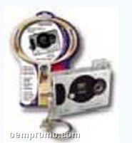 """2-1/2"""" Mini Digital Camera Keychain"""