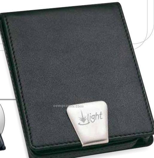 Business Card Case W/ Pen