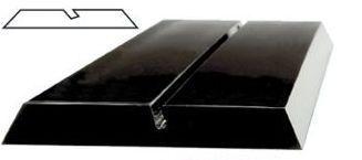 "Flat Desk Top Nameplate Holder (2""X8"")"