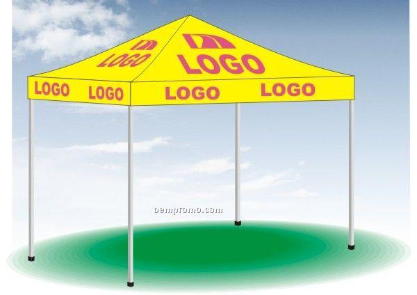 10`x10` Pop-up Tent (1 Color )