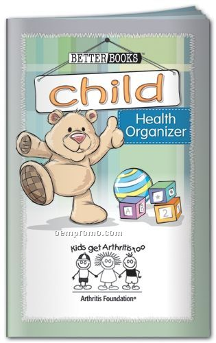 Child Health Organizer Guide Book (36 Full Color Pages)